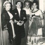 1964 Eugene Onegin Melek Çeliktaş, Niyazi Tagizade, Handan Şardan, Leyla Demiriş