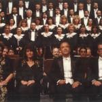 1986 İzmir Festivali Yunus Emre Oratoryosu Leyla Demiriş, Işın Güyer, Erol Uras, Attila Manizade