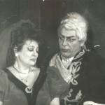 1989 Romania Tosca Leyla Demiriş, Dan Serbac