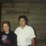 1990 Lincoln Center Concert  Leyla - Okan Demiriş