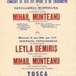 Romania Iasi Cavalleria Rusticana Leyla Demiriş